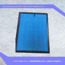 supply Air Filter PP Corrugated Paper filter