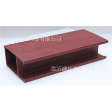Material de construcción de la placa de techo de PVC WPC