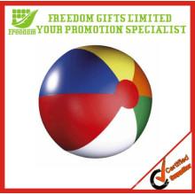 Promotional PVC Inflatable Custom Logo Beach Balls