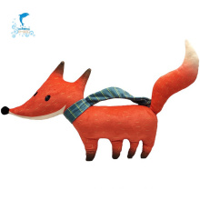 Stuffed Plush Toy Fox