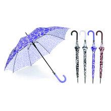 Sraight Automatic Water Ripple Design Umbrella (YS-SA23083924R)