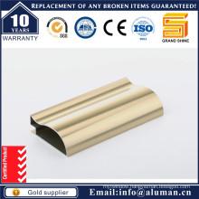 Aluminum/Aluminium Extrusion Profiles for Window and Door (Chile system)