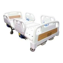 Lit d'hôpital manuel 2-Crank à vendre