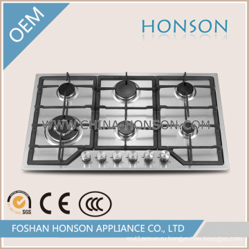 Хорошее качество построен в газовой плитой газовая плита для бытовой техники