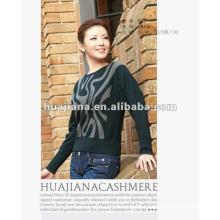 2016 fashion women's knitting cashmere sweater