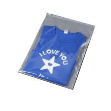 Custom Logo Transparent  Plastic clothes  Bikini Swimming Clothes Packaging Bag
