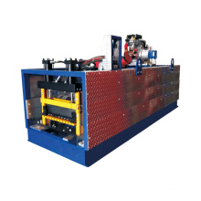 Metal Standing Sheet Roll Seam Roof Panel Forming Machine Steel Tile Building and Industrial Profiles 13 Steps / M/min KR Line