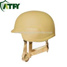 PASGT Ballistic no-nail Bulletproof soldier helmets Kevlar boltless helmet