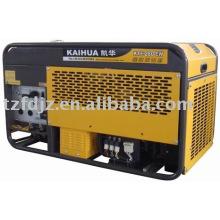 Juegos de generador de soldador diesel 5KW