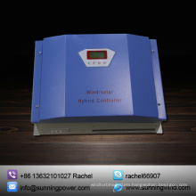 Wind Solar Hybrid Controller for off Grid Family Power Supply