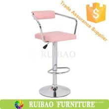 Bar Nightclub Furniture Leather Bar Stool Counter Chair Unique Design