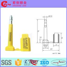 Joint mécanique de boulon de balle de sécurité de récipient Jc-F007