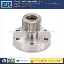 OEM-Bearbeitung ss304 Flanschkupplung für mechanisch montierte Produkte