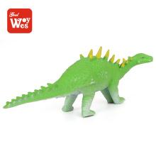 Shantou al por mayor suave de juguete de goma dinosaurio modelo animal para los niños