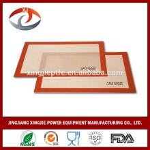 "wholesale non-stick silicone baking mat set, 16 5/8 x 11"""