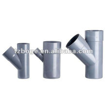 PVC pipe moulding /plastic pipe fitting mould