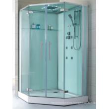 D993A Aluminum Profile Sauna Steam Bathroom