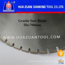 Lâmina de serra 700mm para cortar granito
