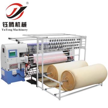 Decken Computergesteuerte Kettenstich Multi-Needle Quilting Machine