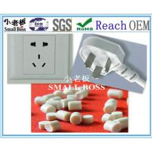 Composto de PVC para cabos e grânulos de arame / PVC