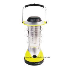 Lanterne de camping rechargeable 42LED pour conception USB (SCL-1008)