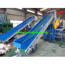 PP PE Film Washing Crushing Drying Production Line