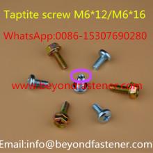 Taptite Schraube Hex Fange Verzahnung Taptite Schraube