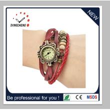Las mujeres calientes de la venta visten el reloj de pulsera para el regalo (DC-1374)