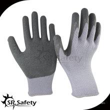 Латексные латексные перчатки / полихлотоновые перчатки / морщин-финиш / самая дешевая латексная перчатка