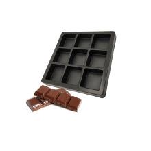 Plateau d'emballage de bonbons au chocolat sous blister en plastique