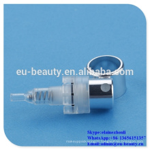 FTA15mm plastic perfume pump with plastic ferrule