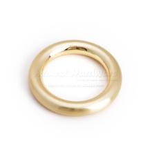 alloy round ring for handbag