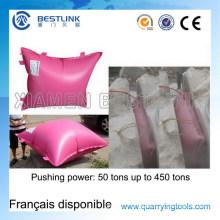 in Stock 1500*1500mm Reusable Block Air Pushing Bag