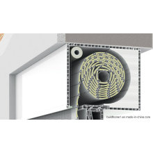 Top Mounted Aluminium Retractable Rolling Roller Shutter Offers Best Price