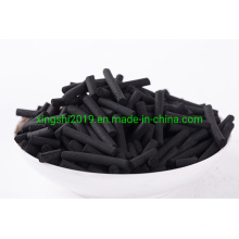 Exhaust Gas Treatment Activated Carbon Pellets Coal Based Cylindrical