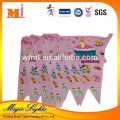 Flags And Pennants For Birthday Party Decoration