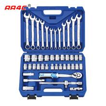 AA4C 44pcs shelf hardware hand tools workbench tools auto repair tool kit A1-D04401
