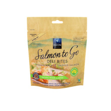 Zalm Vis Verpakking Custom Packagig Bag
