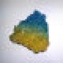 Полудрагоценные камни Aqua Aura Clusters Ангел-Аур Многоцветный кристаллический кластер