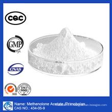 98% de pureté avec USP et GMP Acétate de méthénolone