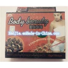 Body Beauty 5 Days Slimming Coffee for Weight Loss