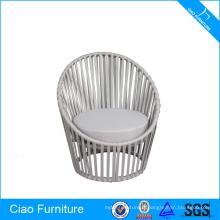 Chaise de ruban extérieur de petite taille de nouveau style