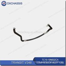 Tubo de entrada del compresor Transit V348 genuino 7C19 19N602CA