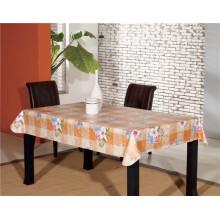 Новый дизайн дешевые винил Материал ПВХ Набивным рисунком Крышка стола с nonwoven Затыловкой