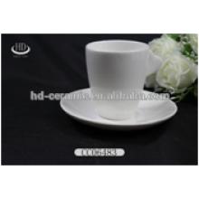 Nizza Großhandel Keramik Kaffeetasse und Untertasse, Tassen gesetzt Weihnachten Handwerk