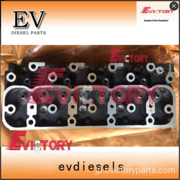 4BC2 cylinder head block crankshaft connecting rod