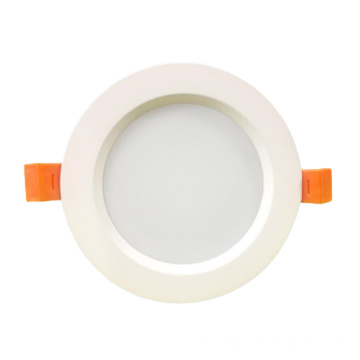 Downlight LED de 5 pulgadas con sistema embebido