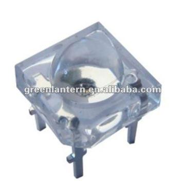 Diodo emissor de luz super do diodo emissor de luz do fluxo de um Piranha de 5mm