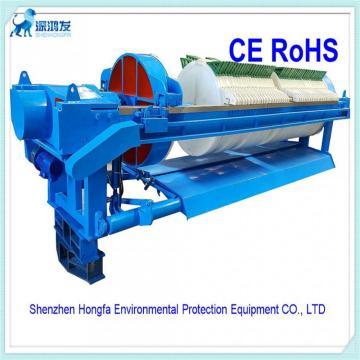 Round Kaolin High Pressure Efficient Filter Press