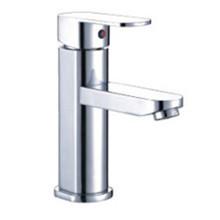 Torneira de água do banheiro cromada (1072)